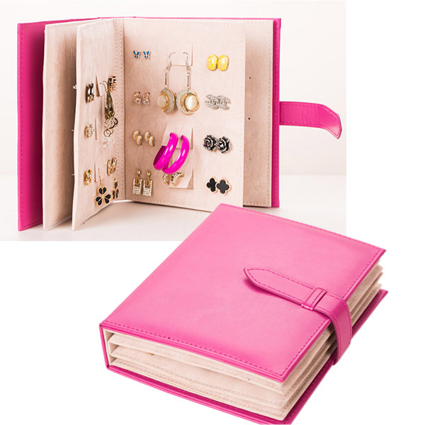 Earring travel case ring travel case ebay trendearrings for Jewelry books free download