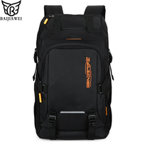 BAIJIAWEI 2017 New Men S Backpacks Big Capacity Travel Backpack Laptop Bag Casual Daily Backpack Business