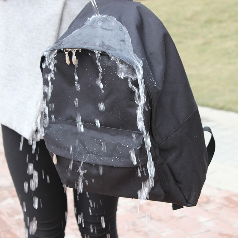 ФОТО The new backpack Bag waterproof schoolbag casual custom FREE SHIPPING