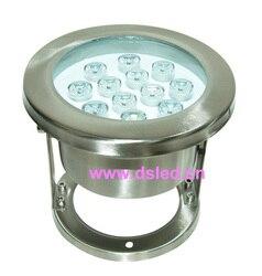 CE  IP68  wysokiej jakości  12 W LED podwodne światło  światła LED basen  12 V DC  2 lata gwarancji  DS-10-39-12W  stałe napięcie