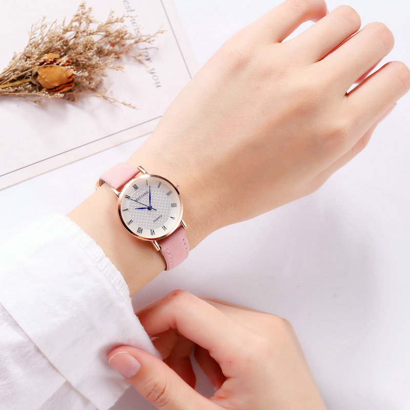 Top Brand High Quality Fashion Womens Ladies Simple Watches Geneva Small Dial Analog Quartz Wrist Watches Female Clock Saat Gift