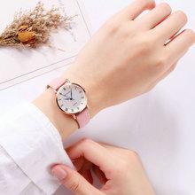 Top Brand High Quality Fashion Womens Ladies Simple Watches Geneva Small Dial Analog Quartz Wrist Female clock saat Gift