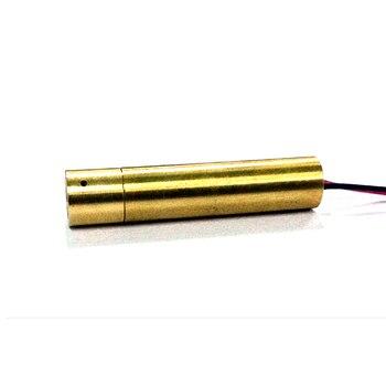 3 V 520nm לייזר מודול 8mm ירוק לייזר APC מעגל כונן נקודת מיצוב לייזר