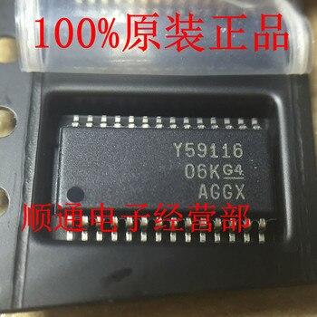 Envío Gratis 20 unids/lote TLC59116IPWR Y59116 TSSOP28 productos en stock