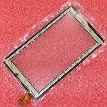 Оригинал бесплатный Пленка + Новый 7 «дюймовый Supra M74AG Tablet сенсорный экран Сенсорная панель Планшета Стекло Датчик Бесплатная Доставка
