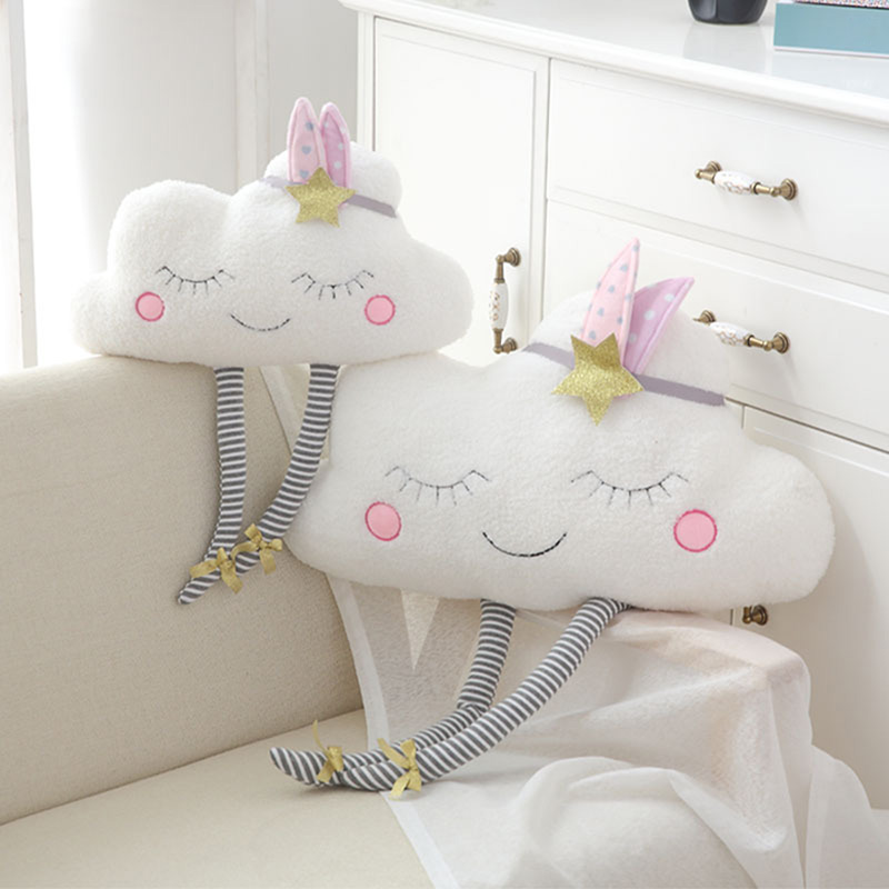 Cushion Sedan Car Sofa Home Decor Soft Plush Doll Stuffed Toy Pillow Child Gift