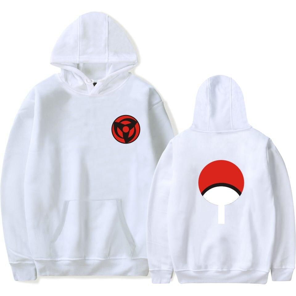 BTS Naruto Hoodies Sweatshirts Uchiha Syaringan Mit Kapuze Jungen - Herrenbekleidung - Foto 3
