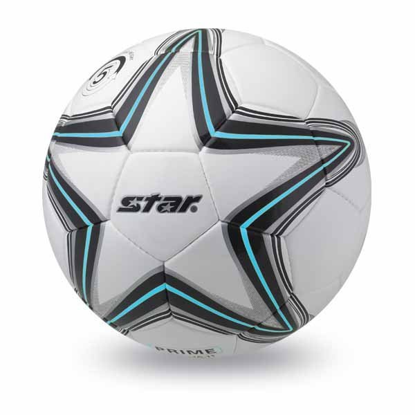Free shipping! High quality Match use Star Soccer Ball/Football Size 5 SB5315-07 PRIME Gift: gas pin & net bag