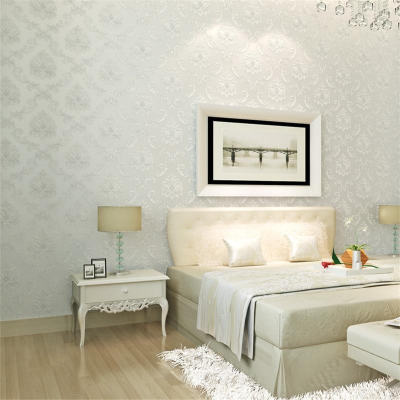 ФОТО beibehang non-woven wallpaper bedroom wallpaper plain cozy living room TV backdrop 3D stereoscopic AB with papel de parede