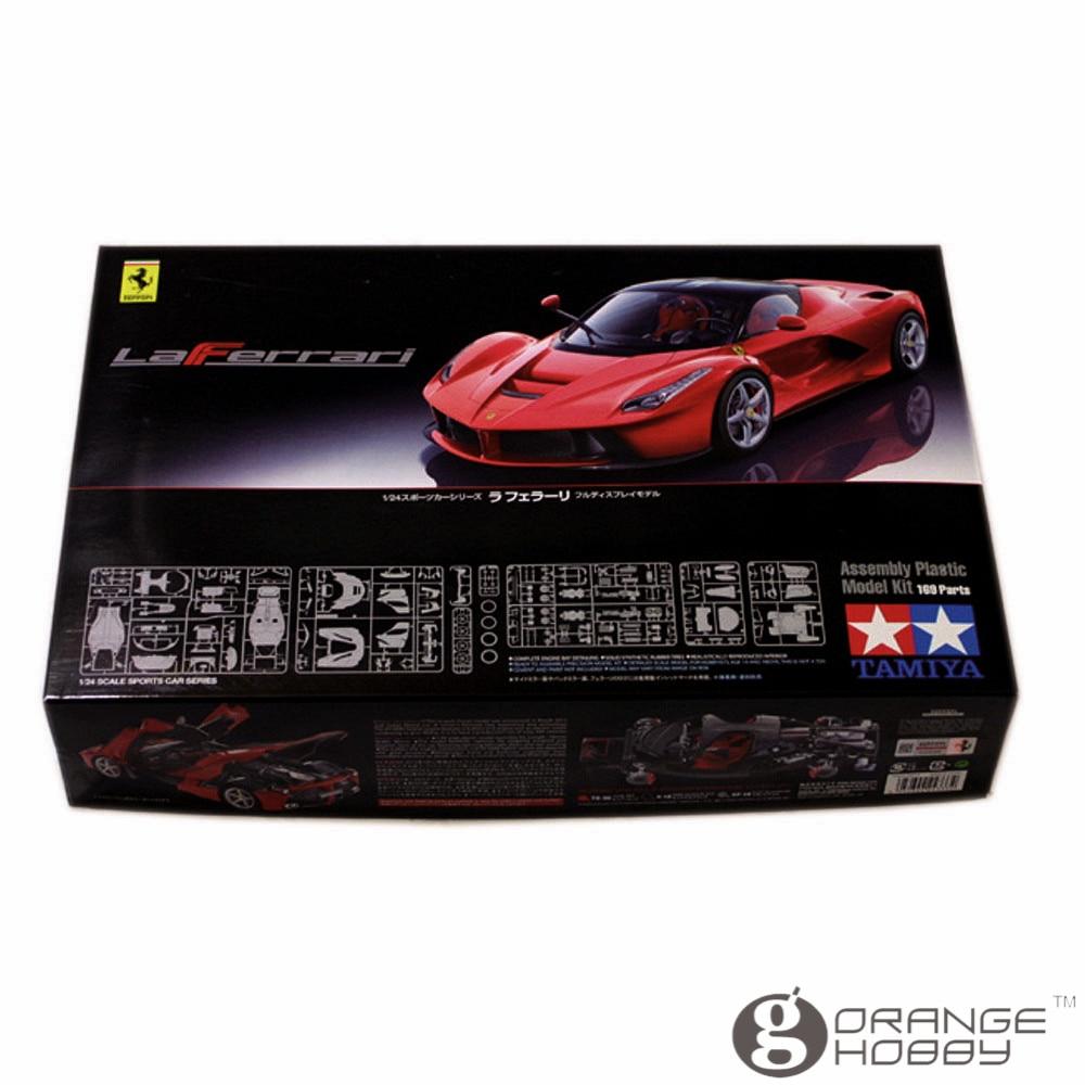 OHS Tamiya 24333 1/24 Lafe Skala Montage Auto Modell Gebäude Kits G-in Modellbau-Kits aus Spielzeug und Hobbys bei  Gruppe 2