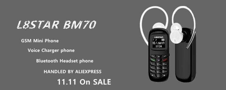 Gtstar BM70 BM30 BM10 Magia Voz GSM