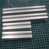 1set Prusa i3 MK3 Aluminum extrusions kit for Prusa i3 MK3 Y frame M5 tapped drill|mk3 aluminum|prusa i3 aluminiumprusa aluminum frame -