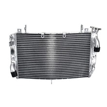 BIKINGBOY радиатор для Yamaha охлаждения двигателя YZF R1 2009 2010 2011 2012 2013 2014 кулер для воды алюминиевый сплав Core мотоцикл