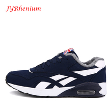 JYRhenium 2017 New Arrival Men Sneakers Spring Autumn Winter Sport Outdoor Breathable Walk Run Shoes For