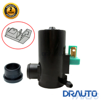Front Single Outlet Windshield Windscreen Wiper Washer Pump With Rubber O Ring For Subaru Outback Liberty