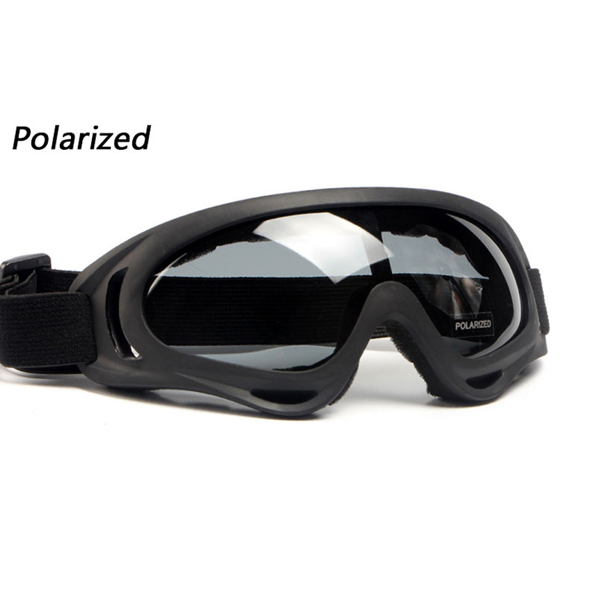 New Polarized Snowboard Dustproof Ski Goggles Outdoor Sports Windproof Skiing Eyewear Men Women Quality Brand Snowboard Glasses