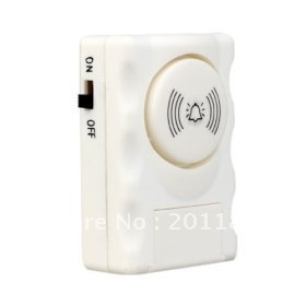 Free Shipping 5pcs/lot Door/Window Magnet Alarm+Magnetic Sensor For Detecting Entry High Quality 100% satisfaction