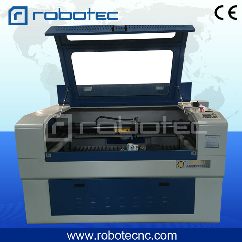 Máquina de corte láser de tela profesional de fábrica 1390 80w / - Maquinaría para carpintería - foto 3