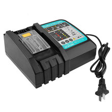 New 3A DC18RCT Li-ion Battery Charger for Makita 14.4-18V BL1830 BL1840 BL1850 BL1815 BL1430 BL1415 DC Power tools Battery(China)