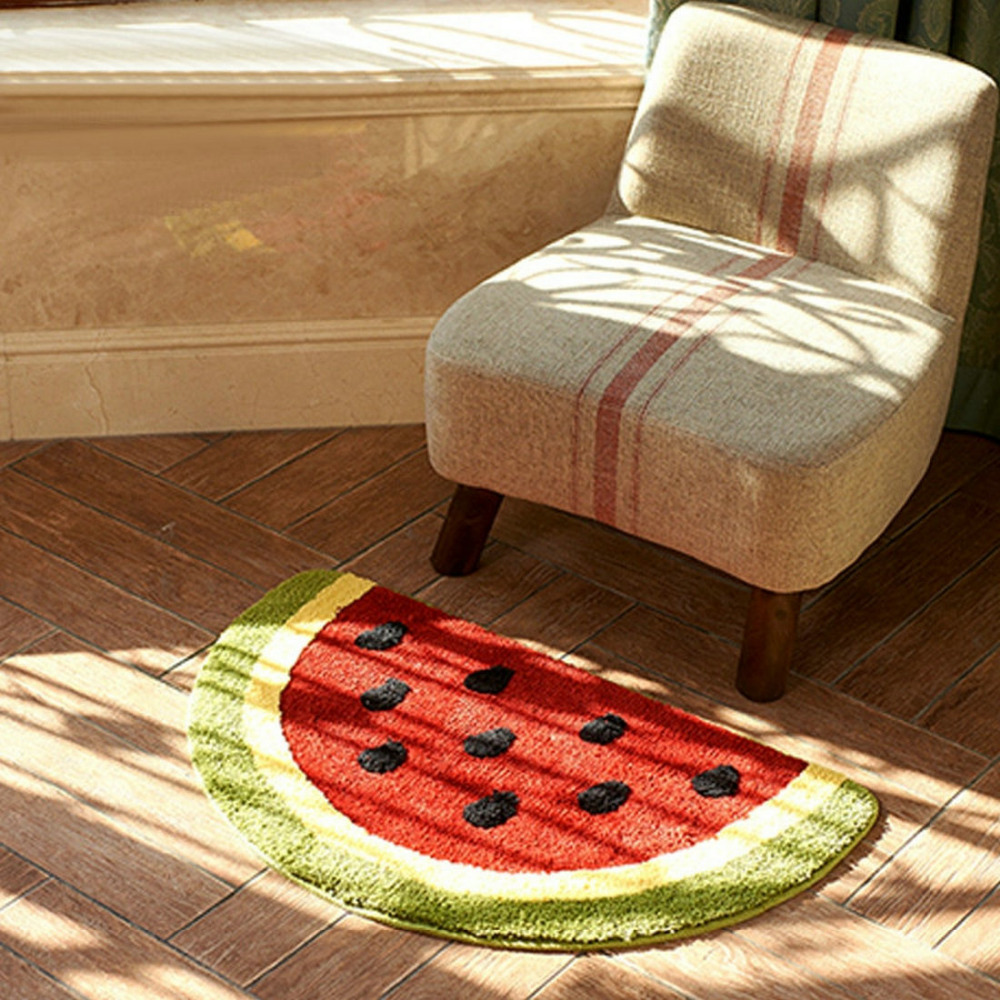 Kitchen Rugs Fruit Design