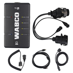 Image 4 - Russian warehouse WABCO DIAGNOSTIC KIT (WDI) WABCO Trailer and Truck Diagnostic Interface  Shipping Free
