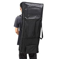 High Quality Portable 61 Key Keyboard Electric Piano Organ Electone Waterproof Bag Padded Case Gig Cover