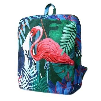 3429g Backpack Women New Leather  Bagpacks School Bags Good Quality