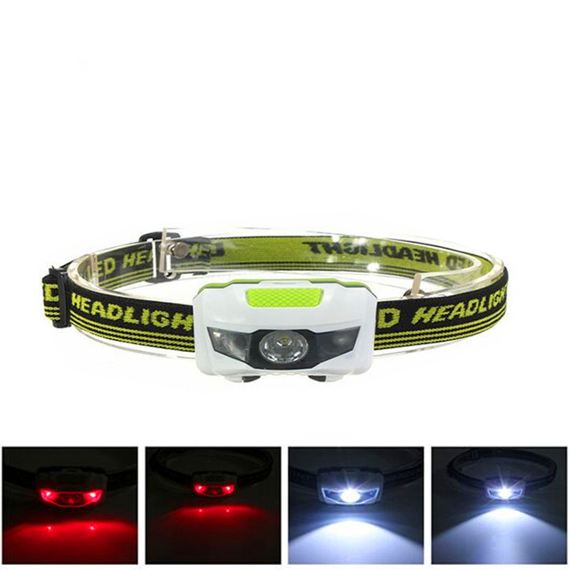 Maimu Mini Powerful LED 4 Mode Headlamp Waterproof LED Headlight Head Flashlight white+red light Head lamp Torch light 3*AAA M22 prevalance of metabolic syndrome in baghdad