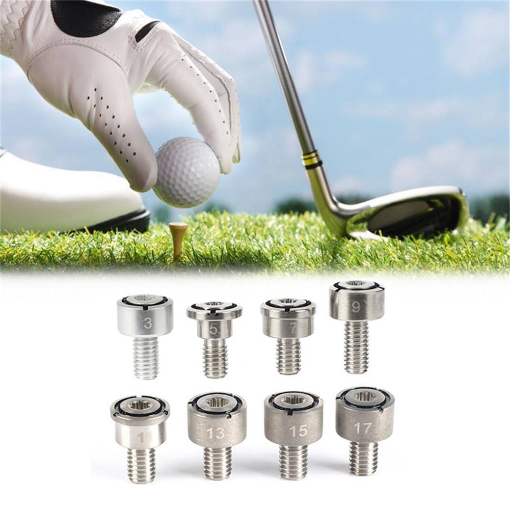 Aluminium Alloy Golf Shaft Head Counterweight Golf Weight Screw For Callaway GBB Epic Sub Zero Driver 3/5/7/9/11/13/15/17g 1pc