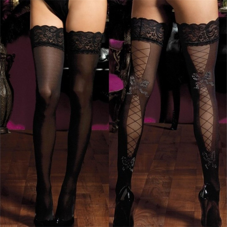 Fashion Womens Tights Beauty Cute Bas Sexy Stocking Tease -5367