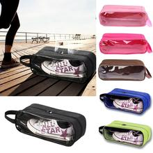 Portable Waterproof Football Shoe Storage Bag Travel Breathable Organizer Sports Gym Carry Storage Case Box Xmas a2