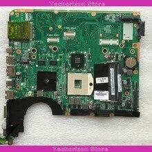 Материнская плата для ноутбука 600816-001 аккумулятор большой емкости для hp павильон DV6 DV6-2000 Тетрадь ПК системная плата тестирование работы