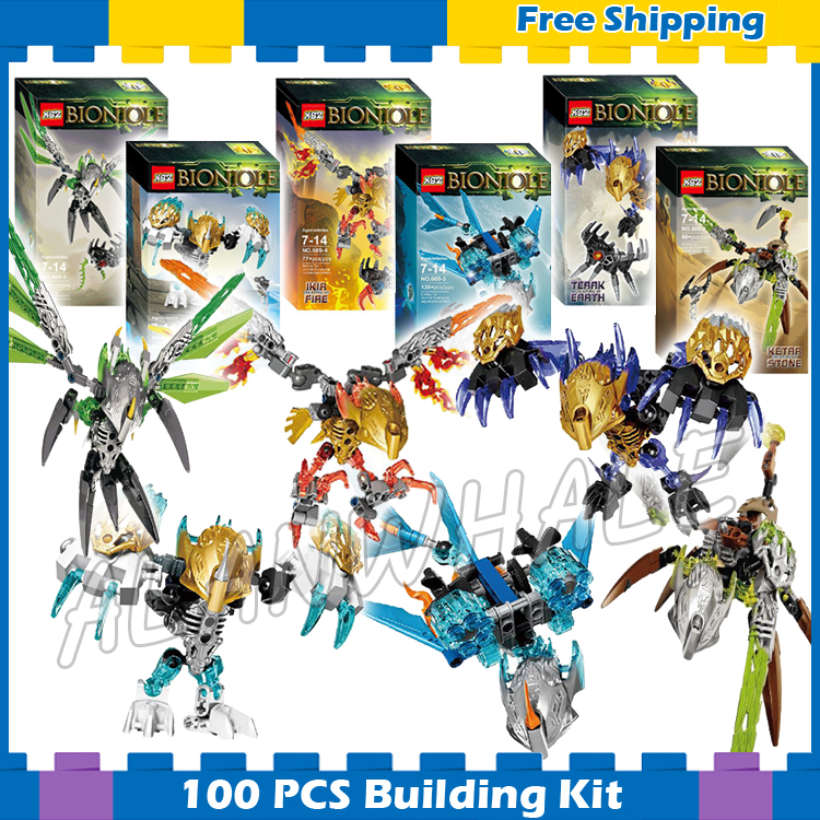 fits lego BIONICLE HERO FACTORY Ultimate ONUA /& TERAK Creature of Earth