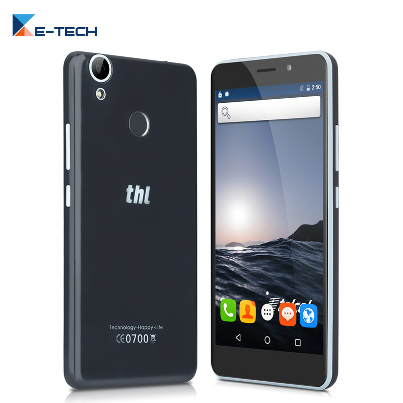 THL T9 5.5 Inch MT6737 Quad Core Android 6.0 4G LTE Mobile Phone Fingerprint 1 GB