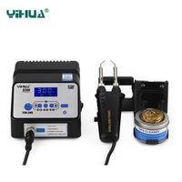 YIHUA 938D 110V 220V EU US PLUG Soldering Tweezer Repair Rework Station Electric Hot Tweezer For