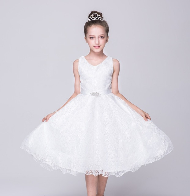 TUTU DRESS Brand Princess Dress Girl Costume 2016 Brand Baby Girls Dress Children Clothing Kids Clothes Party Holiday Dress