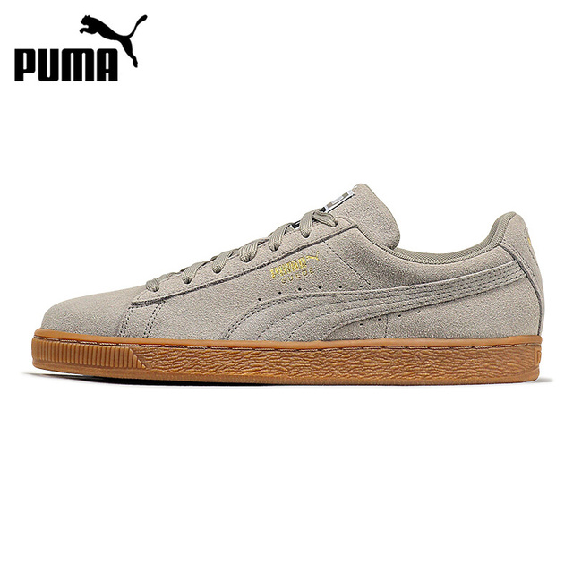 Original New Arrival 2018 PUMA SUEDE Classic Men s Skateboarding Shoes  Sneakers f760682d6