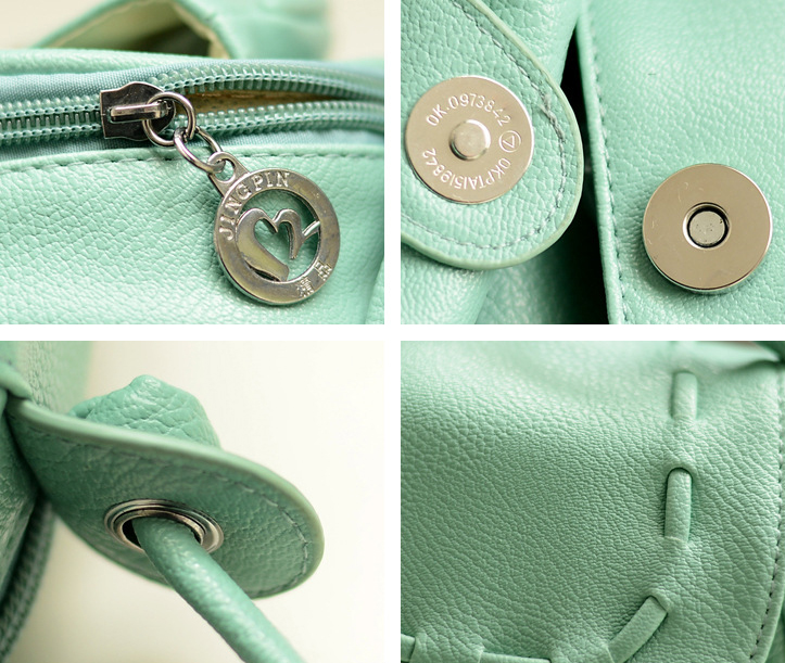 zenteii menina mini bolsa de Material Principal : Plutônio