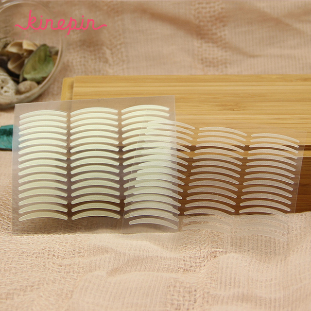KINEPIN 1056pcs Eyelid Tape Sticker Invisible Eyelid Paste Transparent Self-adhesive Double Eye Tape Tools 3