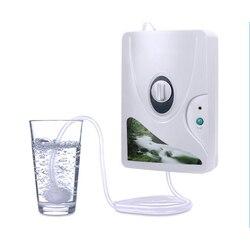Co2 akwarium dyfuzor ozon Ozonizador Ozonio Gerador De Ozonio powietrze i filtr do wody Generator ozonu maszyna tlenowa