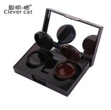Waterproof Eyeliner Gel With Brush Eye Lapis palette Beauty Makeup Eye Liner pallete Delineador Shadow Make