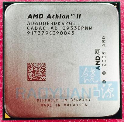 AMD Athlon II X4 600e X4-600E 2.2 GHz Quad-Core CPU Processor AD600EHDK42GI Socket AM3