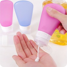 1PCS Portable Plastic Soap Dispenser Travel Bottle Liquid Bottling Shampoo Lotion Shower Gel Foam Pump Bottles