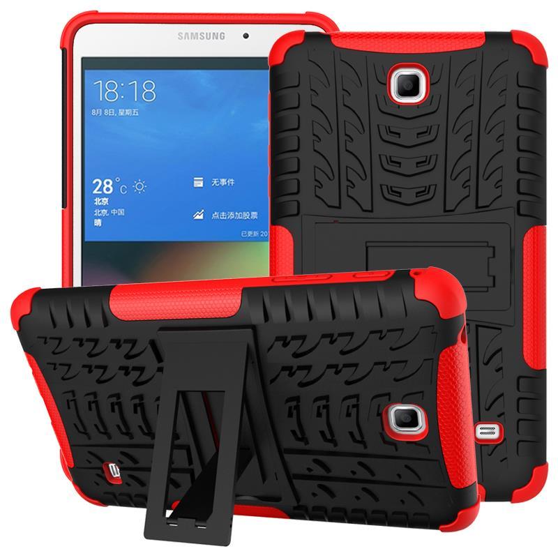 Antichoc Heavy Duty Couverture de Cas Pour Samsung GALAXY Tab Un 7.0 T280 T230 T560 T111 T580 T350 T550 S2 Baisse Preuve Tablet Dur Shell