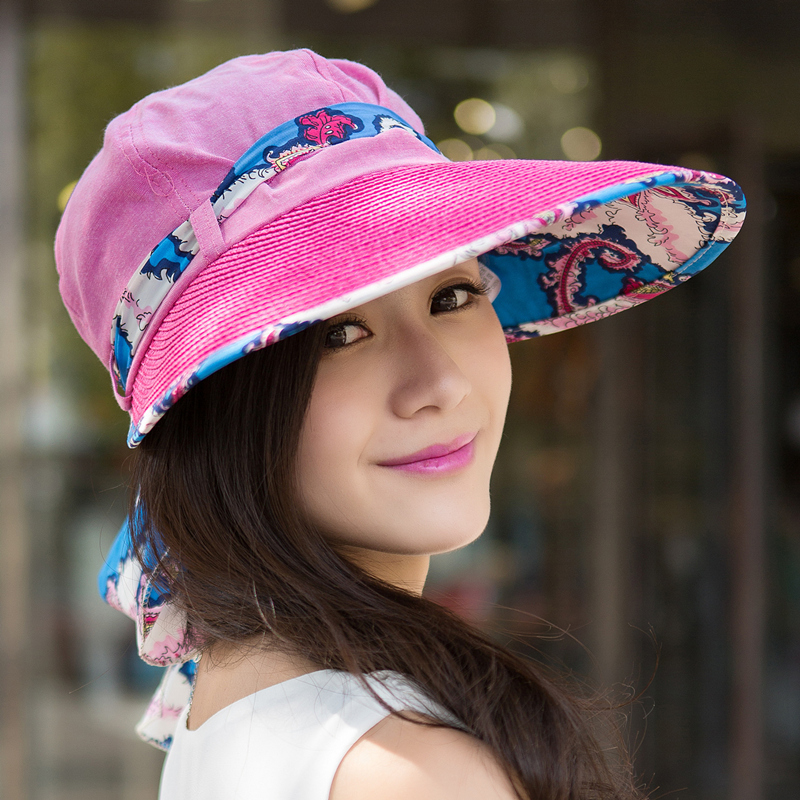 62698575e92 Sun Hat Straw Polyester Adult Girls Solid Panama Fashion Women Summer Hollow  Fancy Hats For Wholesale Chinese Sunhat Beach-in Sun Hats from Apparel ...