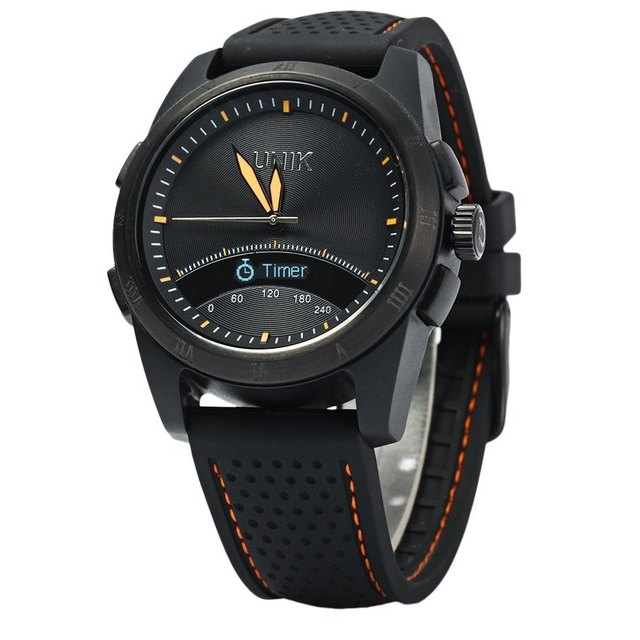 iMacwear Unik bluetooth Smart Watch Classic BT 4.0 Waterproof 50M With Citizen Miyota For ios / Android os long standby 30 days
