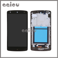 10Pcs Lot For LG Google Nexus 5 D821 D820 Assembly LCD Display Touch Screen Digitizer With