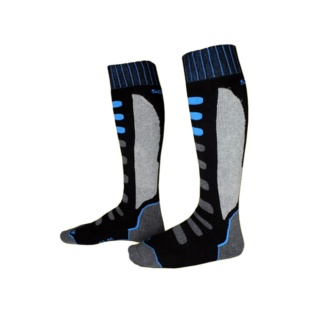 New Winter Warm Men Thermal Ski Socks Thick Cotton Sports Snowboard Cycling Skiing Soccer Socks calzini ciclismo bici