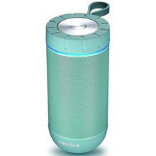 цена на Wireless Bluetooth Speaker COMISO Portable Bluetooth Speaker Sound Bass Waterproof Bluetooth 4.2 Speake 24 Hours Playtime (Mint)