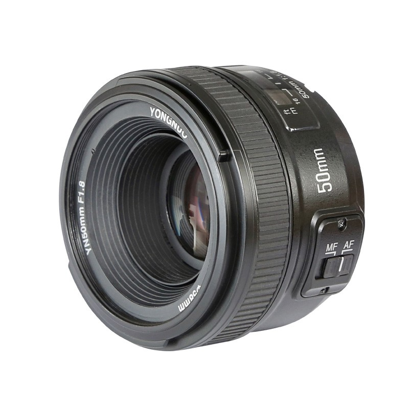 New Yongnuo YN50mm YN MF 50mm f/1.8 AF Prime Lens Auto Manual Focus AF MF for Nikon D7100 D3200 D3300 D5300 D90 DSLR Camera чехлы и футляры montblanc mb112984